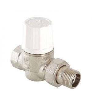 Клапан термостатический повышенной пропускной способности прямой