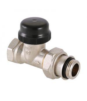 Клапан термостатический прямой с преднастройкой