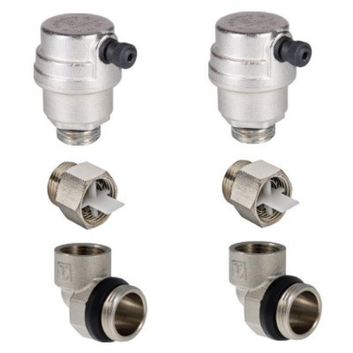 Автоматические воздухоотводчики для этажных узлов VT.GPR